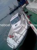 barco de pesca do mar do profissional de 9.5m