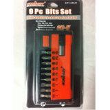 9PCビットは工具セットをセットした