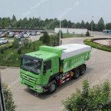 Sino 대형 트럭 HOWO 트럭 6X4 덤프 트럭 쓰레기꾼 트럭 (ZZ3257N3841)