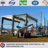 De Commerciële Bouw van de Structuur van het Staal van Sinoacme voor Detailhandel