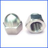 Capuchon bombée DIN1587 à six pans de l'écrou capuchon de l'écrou hexagonal en acier inoxydable