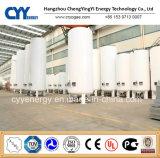 50m3 de Tank van de Opslag van het Water van LPG van het LNG van de Kooldioxide van het Argon van de Stikstof van de vloeibare Zuurstof