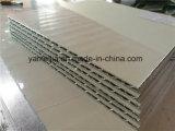 Comitati ondulati di alluminio per il rivestimento della parete della scheda del contrassegno