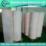 Revestimiento transpirable de láminas plásticas Película de PE para servilleta sanitaria y almohadilla