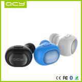 Auricular Bluetooth sem fio com microfone, fone de ouvido com estojo de cobrança