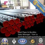 Tubes en acier sans soudure pour équipement de champs pétrolifères API5l Line Steel Pipe
