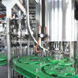 Bebidas carbonatadas lavado Máquina Tapadora de llenado para la botella de cristal