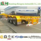3 assen 40 van het Skelet Voet Aanhangwagen van de Container van de Semi voor Vrachtwagen