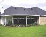 Fiberglas verstärkte Asphalt-Schindeln für das geworfene hölzerne imprägniernde Dach