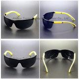 Enrouler autour des lunettes réglables de sûreté de bâti de lentille (SG109)