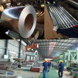 Les tôles d'acier galvanisées/ont ridé le matériau de toiture de la Chine de feuilles 0.14mm