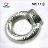 Haut en acier au carbone galvanisé Quanlity forgeage DIN582 l'écrou à oeil de levage