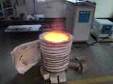 Frecuencia media de Tungsteno Horno de Fundición de inducción portátil