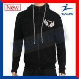 Il prezzo poco costoso di Healong Cina copre Hoodies degli uomini di marchio del ricamo
