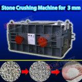 Triturador de pedra para a máquina de mineração com o triturador dobro do rolo para a areia Macking