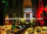 Mini luce laser di RGB dell'indicatore luminoso esterno più poco costoso dell'albero di Natale (YS-901B)