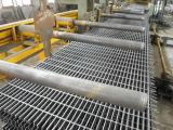 Reja profesional fabricante de coches Aparcamiento suelo de rejilla galvanizada