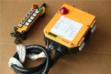 F24-10s de control remoto de arriba de alto rendimiento de la grúa de Radiocomunicaciones