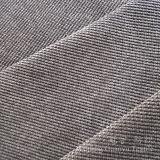 le tissu en nylon mou superbe du velours côtelé 28W a collé pour le capitonnage