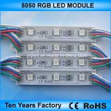 Resistente al agua 12V Módulo RGB LED SMD 5050