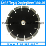 Segmento pressionado a frio Diamond Band Saw Blade