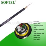 Faser optisches Otdoor Kabel von der Luftim freienADSS