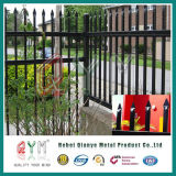 Pfosten geschweißter im Freien Stahlzaun-Sicherheits-Pfosten-Zaun für Garten