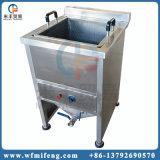 Calefacción de gas industrial para freír alimentos Snack maquina freidora de pollos /