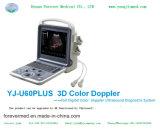 3D 4D beweglicher Farben-Ultraschall-Maschinen-Preis für Schwangerschaft
