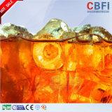 Ghiaccio di Flate che taglia grande capienza 20 tonnellate del tubo di macchina di ghiaccio