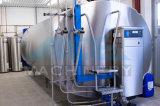 Réservoir frais sanitaire de refroidissement du lait du refroidisseur 5000L de lait (ACE-ZNLG-F4)