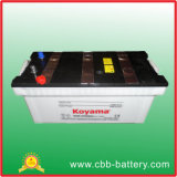 Heavy Duty Dry Charged Car Battery for Greece Public Bus 12V220ah with 1200CCA