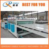 Extrusora de placa de espuma plástica de plástico PVC Plastic Machine
