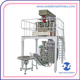 Sac d'emballage Equipement Nuts verticale automatique machine d'emballage