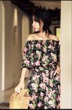 OEM de fábrica de productos más populares de algodón cuello V vestimenta informal