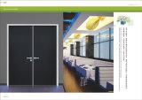 Doppelte Schwingen-Haupteingangs-hölzerne Tür
