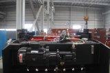 Frein hydraulique de presse hydraulique de machine de presse de frein de presse de plaque (100T/4000mm)