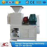 판매를 위한 연탄 기계가 ISO에 의하여 증명된 석탄에 의하여 압력을 가한다
