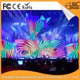 На экране для установки вне помещений с высокой яркостью цветов RGB P10 Водонепроницаемый светодиодный дисплей рекламы