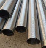 Filtro do aço inoxidável de Customed Johnson para processos líquidos/contínuos da separação com tempo de serviço longo