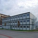 Magazzino prefabbricato della struttura d'acciaio della costruzione d'acciaio