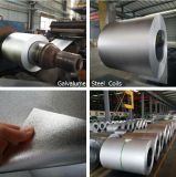 Dx51d+Az Baumaterial walzte Stahlgalvalume-Stahlring kalt (55%)