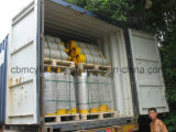 C2H2 cilindros de gás 40L (7KG cilindros de acetileno)
