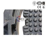 Coperchio di botola chiuso ermeticamente dello scolo della fogna