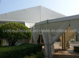 Tente claire en aluminium extérieure de mariage d'envergure