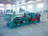 Xk-400 abrem a máquina de borracha do moinho de mistura com o GV do ISO do Ce
