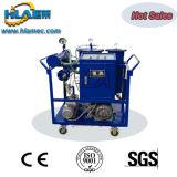 Máquina de filtro de óleo hidráulico de tipo portátil