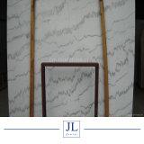 Materiali da costruzione di Guangxi/Bianco Carrara delle mattonelle di marmo bianche Polished cinesi delle lastre