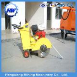 Machine de découpage concrète de coupeur/asphalte de machine de route d'engine d'essence