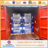 Silano funcional de vinil CAS No. 124-70-9 Vinil-metildiclorossilano